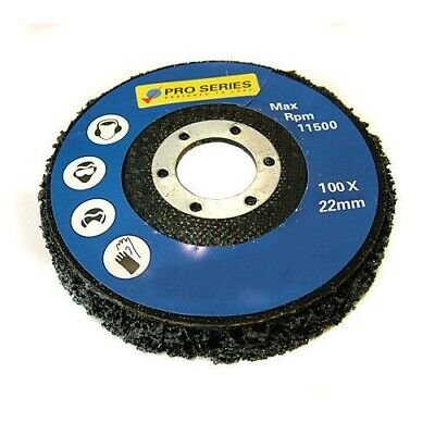 """Paint & Rust Remover Grinder Wheel Disc For 115Mm (4 1/2"""") Angle Grinders"""
