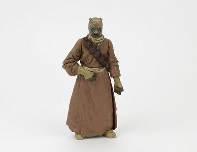 STAR WARS ATTACK OF THE CLONES TUSKEN RAIDER FROM BANTHA SET FIGURE (SANDPEOPLE)