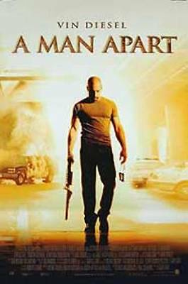 A Man Apart Original Movie Poster 27X40 Vin Diesel, Double-Sided Regular 27x40