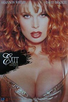 Exit Original Movie Poster 27X40 Shannon Whirry, Video 27x40