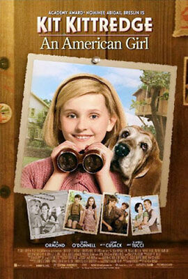 Kit Kittredge: An American Girl Original Movie Poster 27X40, 27x40 Double-Sided