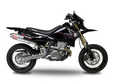 Yoshimura RS-2 Full Exhaust System Stainless/Aluminum for Suzuki DR-Z400S/SM