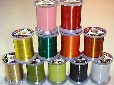 ULTRA ( UTC ) WIRE Size SMALL -- Fly Tying