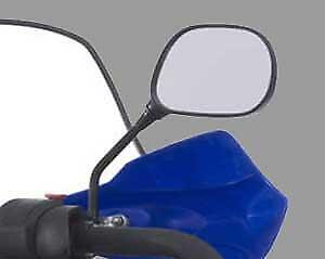 Yamaha Fx Nytro Mirror Set 08-14 Snow Sled Trail 8Gl-W2628-00-00