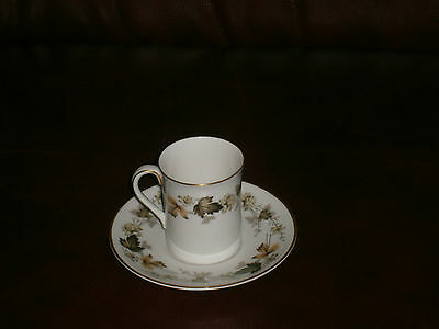 ROYAL DOULTON Larchmont - TC1019 - Coffee Cup / Can and Saucer