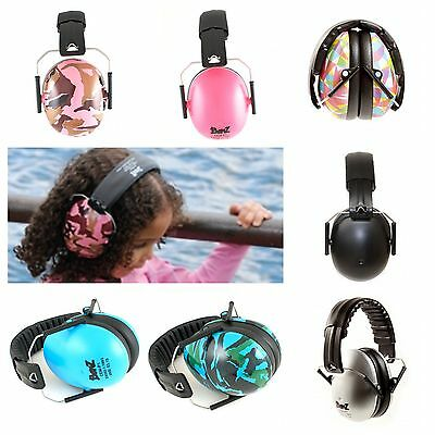 Ear Defenders Kids Childrens Banz Muffs 2-10 Years Sound Protection Loud Noises