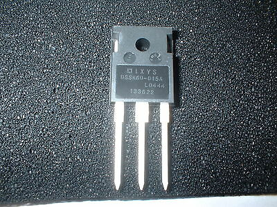 Ixys Dssk60-015A  Diode Schottky 150V 30A To247Ad  Box#74