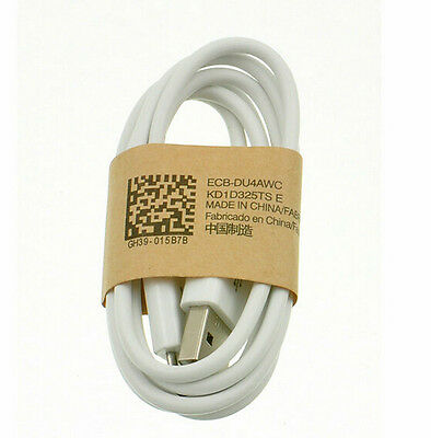 Original For Samsung Galaxy S3 S4 Note USB Data Charging Cable Cord Sync Charger
