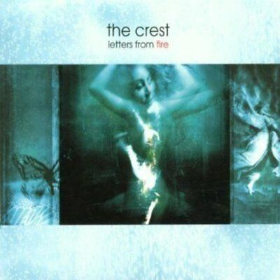 Crest, The - Letters From Fire EXTOL TWISTED INTO FORM CD NEU