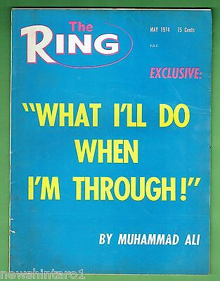 #cc.  The Ring Boxing Magazine, May 1974
