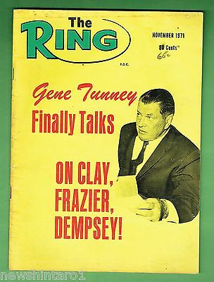 #cc.  The Ring Boxing Magazine, November 1971