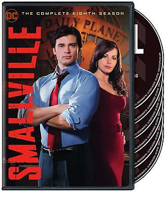 Smallville ~ Complete 8th Eighth Season 8 Eight ~ BRAND NEW 6-DISC DVD SET
