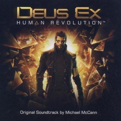 Deus Ex: Human Revolution - Original Video Game Soundtrack (NEW CD)