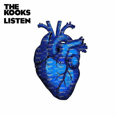 THE KOOKS Listen 2014 UK heavyweight vinyl LP SEALED/NEW