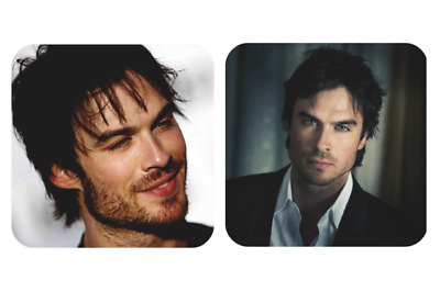 Ian Somerhalder Coaster Set perfect gift