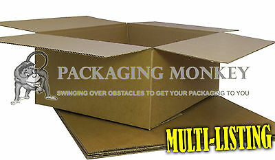 Maximum Size ROYAL MAIL SMALL PARCEL 450x350x160mm Cardboard Postal Boxes *NEW*