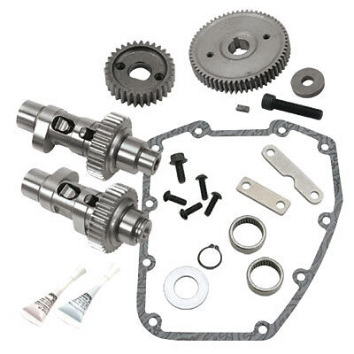 S&S Cycle Easy Start Camshaft Kit 583GE For Harley-Davidson Big Twin 07-14