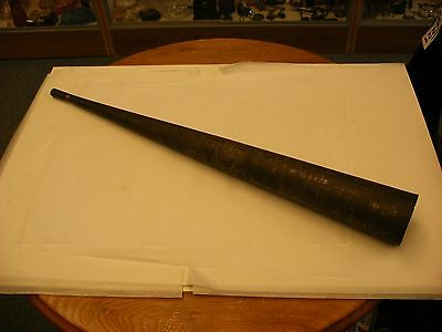 Original Edison or Columbia Graphophone Cylinder Phonograph Recording Horn