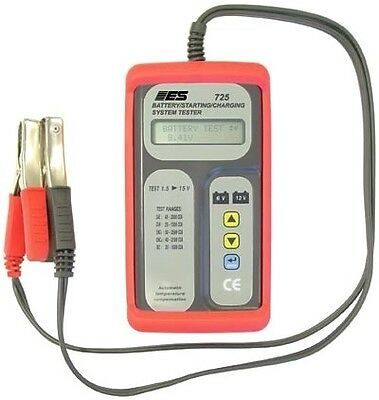Electronic Specialties Inc. 725 Battery & Starting/Charging System Tester