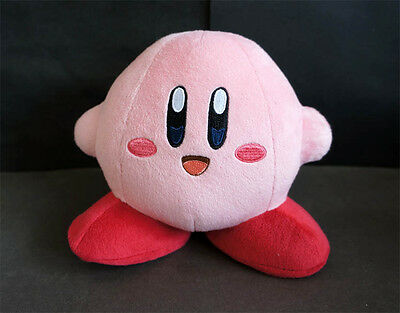 free ship! Kirby Fuzzy Plush Doll Soft Toy New