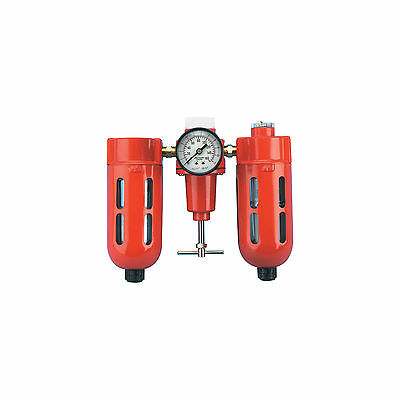 Northern Air Filter Lubricator and Regulator-1/2in Fitting #A01-022-0013