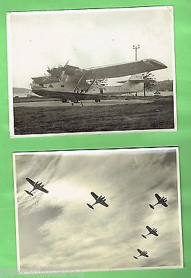 #t17.  21  Old  Australian Military Photographs, Mostly Raaf