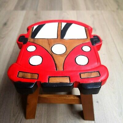 Solid Wood Wooden Kids Toddler Adult Animal Shoes Changing Stool Toy Chair Kombi