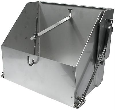 Allstar Performance Stainless Steel Drop-Out Battery Box ALL76105