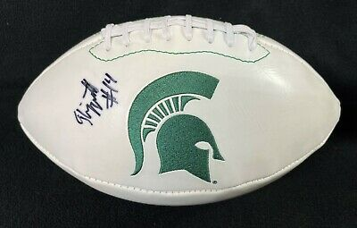 Tony Lippett Signed Michigan State Spartans Football