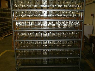 Lab Products 2 Sided Ventilated Stainless Rodent Rack With 140 Cages