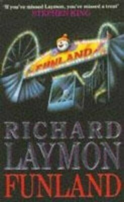 Funland: More fear than fun... by Laymon, Richard Paperback Book The Cheap Fast