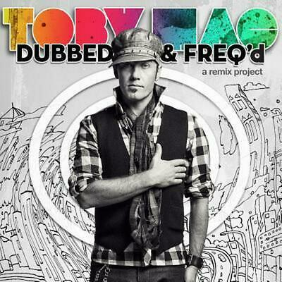 Dubbed & Freq'd:remix Project - Tobymac Compact Disc Free Shipping!