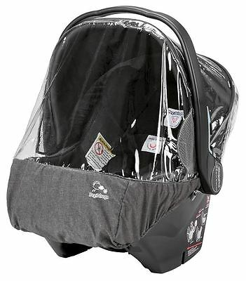Peg Perego Primo Viaggio 4/35 Infant Car Seat Rain Cover Brand New!!