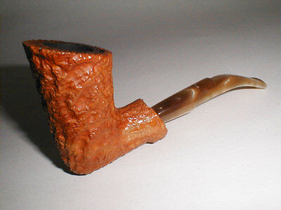 1970's Caminetto Business 160 KS Military Bent Dublin Pipe * COOPERSARK N/R!
