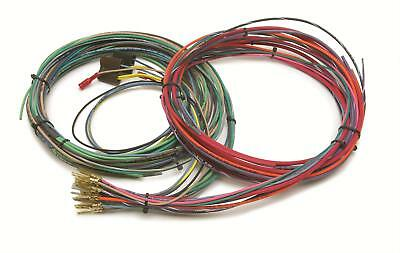 painless wiring 12 circuit universal painless 12v 24 circuit 15 fuse street hot rat rod wiring harness wire kit on painless wiring
