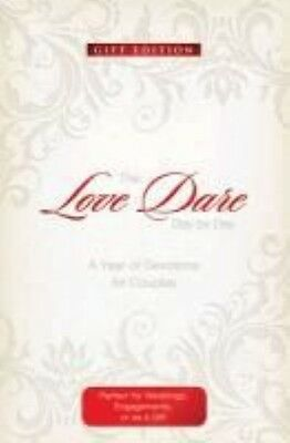 NEW The Love Dare Day by Day (Gift Edition): A Year of Devotions for Couples by