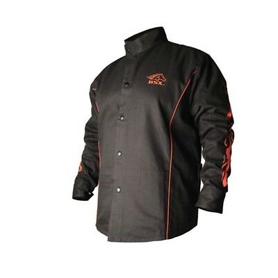 BX9C-M BSX Stryker FR Welding Jackets By Revco - SIZE: M