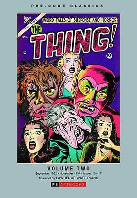 Pre- Code Classics The Thing Volume Two (NM) `14