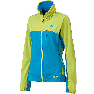 adidas Womens Formotion Gore-Tex Soft Shell Terrex Windstopper Jacket rrp£180