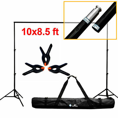 Best High Quality Support System Photography Video Stand 10ft x 8.5ft Heavy Duty