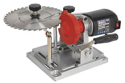 NEW Sealey Bench Mount 90mm-400mm TCT Saw Blade Sharpener/Grinder 240v SMS2003