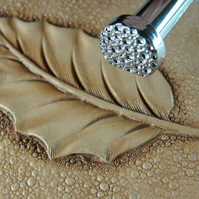 Pro Crafters Series - Large Pebble Matting Texture Stamp (Leather Stamping Tool)