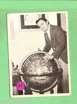 #D63. SCANLENS 1960s MAN FROM UNCLE  CARD #24