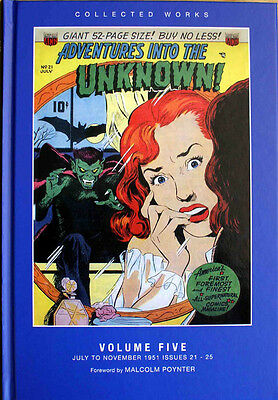 Adventures Into The Unknown Volume Five (NM) `13