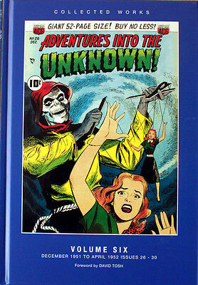 Adventures Into The Unknown Volume Six (NM) `14