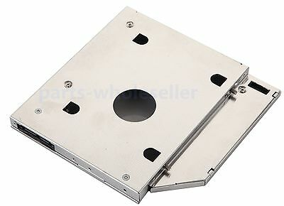 SATA 2nd Hard Drive HD HDD SSD Caddy for Toshiba Satellite P770 P770D P775 P775D