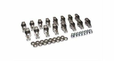 "COMP Cams Rocker Arms Stud Mount Roller Tip Steel 1.6 Ratio Fits 3/8"" Stud Ford"
