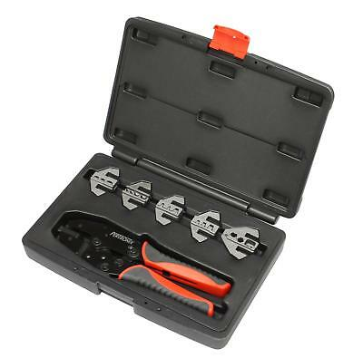 PerTronix T3001 Wire Crimping Tool Quick Change Hand-held Steel Oxide / Rubber H