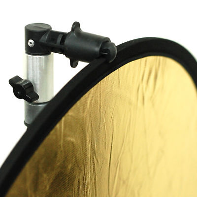 Photo Studio Portable Background and Reflector Holder Clip for Stand Photography