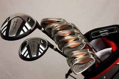 Complete Golf Clubs custom made Driver Iron Set fairway woods taylor fit putter